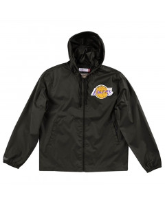 Los Angeles Lakers Mitchell & Ness Team Capitain Lightweight vetrovka