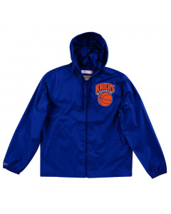New York Knicks Mitchell & Ness Team Capitain Lightweight vjetrovka