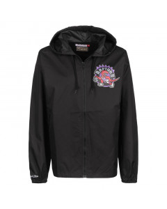 Toronto Raptors Mitchell & Ness Team Capitain Lightweight Windjacke