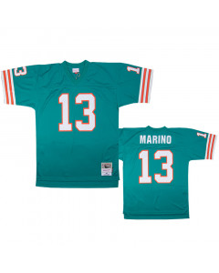 Dan Marino 13 Miami Dolphins 1984 Mitchell & Ness Throwbacks Legacy Trikot