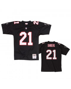Deion Sanders 21 Atlanta Falcons 1992 Mitchell & Ness Throwbacks Legacy Trikot