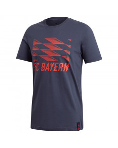 FC Bayern München Adidas Street Graphic T-Shirt