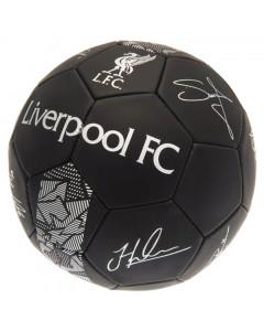 Liverpool PH žoga s podpisi