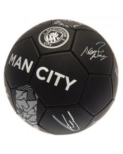 Manchester City PH lopta sa potpisima
