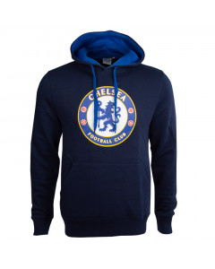 Chelsea Crest pulover s kapuco