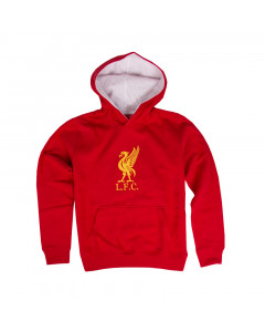 Liverpool Crest dečji duks sa kapuljačom