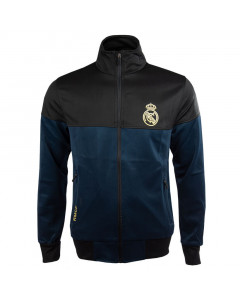 Real Madrid Plus zip majica dugi rukav N°2