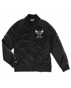 Chicago Bulls Mitchell & Ness Track jakna