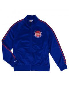 Detroit Pistons Mitchell & Ness Track jakna