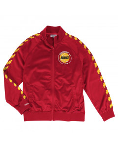Houston Rockets Mitchell & Ness Track jakna
