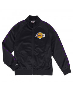 Los Angeles Lakers Mitchell & Ness Track jakna