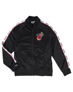 Miami Heat Mitchell & Ness Track jakna