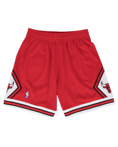 Chicago Bulls Mitchell & Ness Swingman kurze Hose