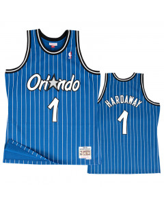 Penny Hardaway 1 Orlando Magic 1994-95 Mitchell & Ness Road Swingman dres