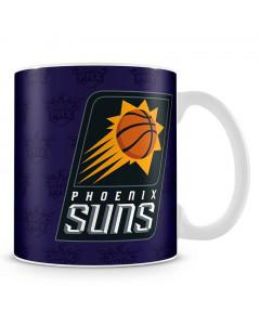 Phoenix Suns Team Logo skodelica