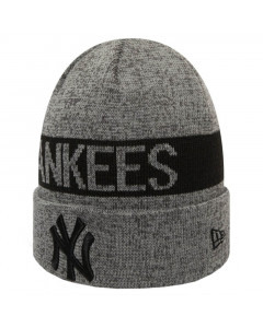 New York Yankees New Era Marl Cuff Wintermütze