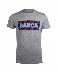 FC Barcelona Chess majica siva