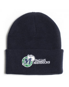 Dallas Mavericks Mitchell & Ness Team Logo Cuff Wintermütze