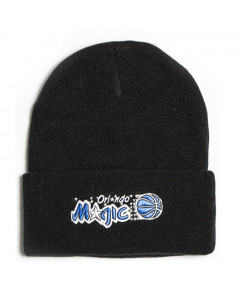 Orlando Magic Mitchell & Ness Team Logo Cuff Wintermütze