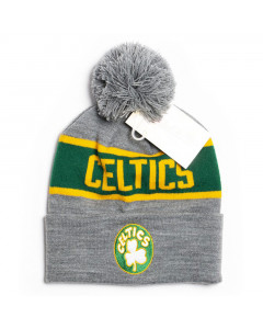 Boston Celtics Mitchell & Ness Team Tone Wintermütze
