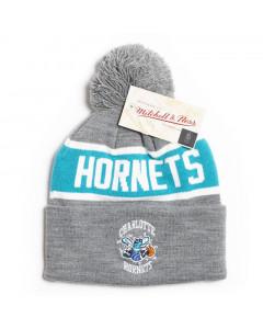 Charlotte Hornets Mitchell & Ness Team Tone Wintermütze