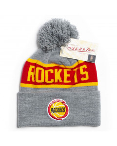 Houston Rockets Mitchell & Ness Team Tone Wintermütze