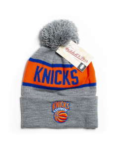 New York Knicks Mitchell & Ness Team Tone zimska kapa