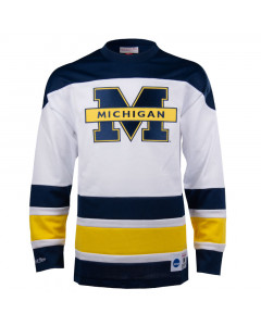 Michigan Wolverines Mitchell & Ness Trikot