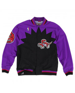 Toronto Raptors 1995-96 Mitchell & Ness Authentic Warm Up Jacke