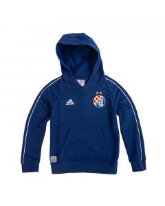 Dinamo Adidas Core18 dječji pulover sa kapuljačom