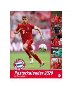 FC Bayern München kalendar 2020