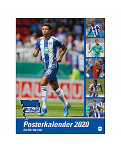 Hertha Berlin Kalender 2020