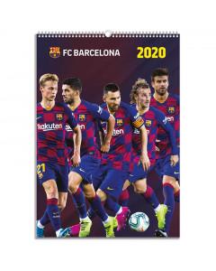 FC Barcelona koledar 2020