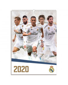 Real Madrid kalendar 2020