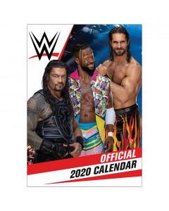 WWE koledar 2020