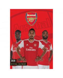 Arsenal kalendar 2020