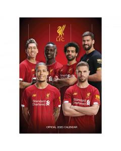 Liverpool koledar 2020