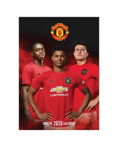 Manchester United kalendar  2020
