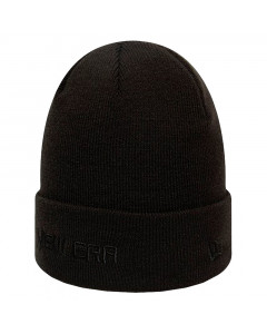 New Era Essential Black Cuff  zimska kapa