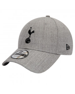 Tottenham Hotspur New Era 9FORTY Heather Grey Mütze