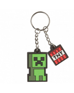 Minecraft Creeper Sprite privjesak