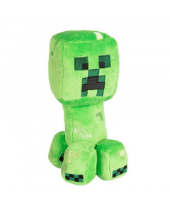 Minecraft Happy Explorer Creeper plišasta igrača