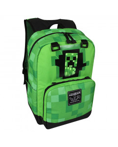 Minecraft Creepy Creeper ruksak
