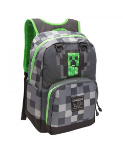 Minecraft Creepy Creeper Rucksack