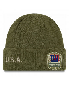 New York Giants New Era 2019 On-Field Salute to Service zimska kapa