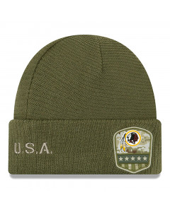 Washington Redskins New Era 2019 On-Field Salute to Service Wintermütze
