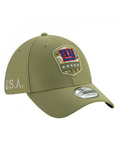 New York Giants New Era 39THIRTY 2019 On-Field Salute to Service kapa