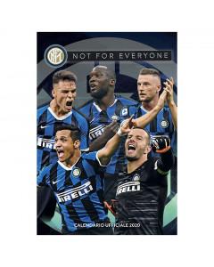 Inter Milan kalendar 2020
