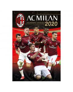 AC Milan koledar 2020