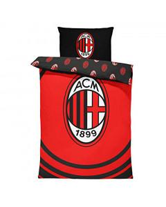 AC Milan obojestranska posteljnina 135x200